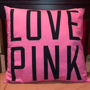 Love Pink pillow 💕